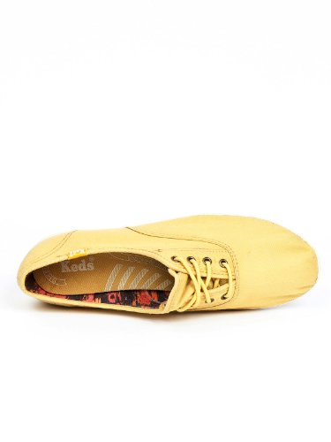 Too Not Keds Shabby Sneakers Mustard Brown 1Fxwxf0q
