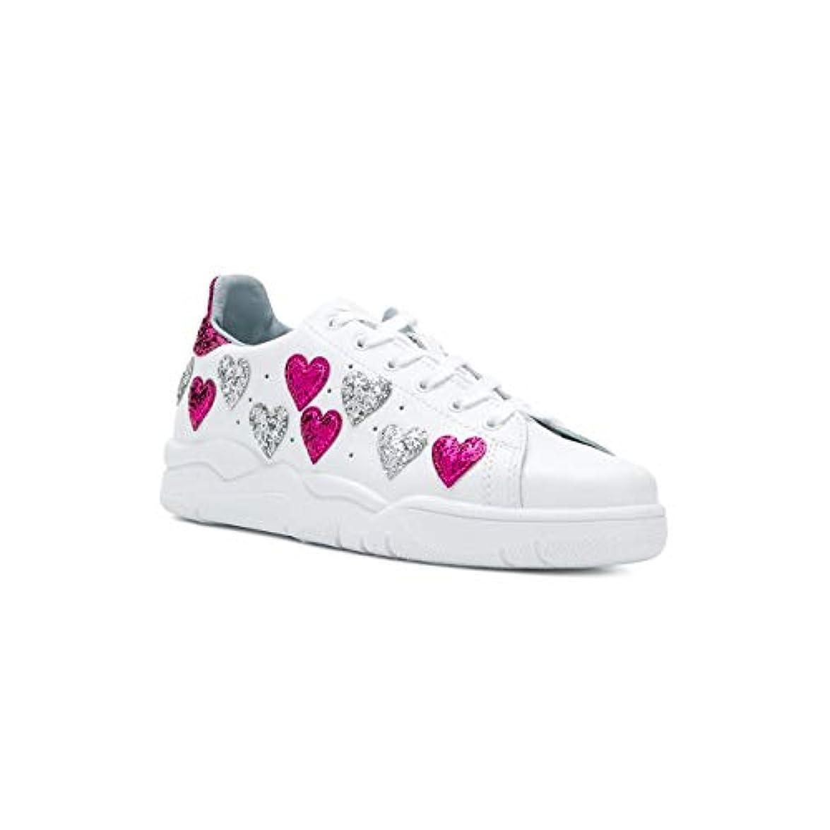 Chiara Ferragni Sneakers Donna Cf2070 Pelle Bianco