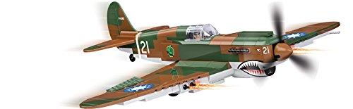 Tomahawk Flying Tigers - COBI Curtiss P-40B Tomahawk Building Kit