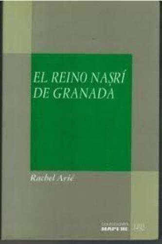 Reino nazari de Granada, el Rachel Arie