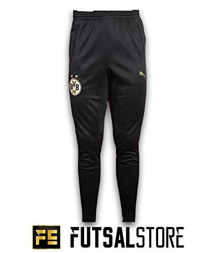 Dortmund Puma Noir Training 2016 Borussia Or Pantalon Et 2015 tSqSO