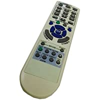 EASY Replacement Remote Control for NEC NP-VE281X NP3151W NP3250 Projector