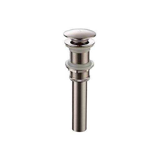 vessel faucet brushed nickle - 6