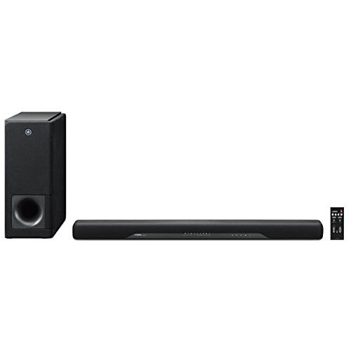 YAMAHA FRONT SURROUND SYSTEM YAS-207B (BLACK)【Japan Domestic genuine products】