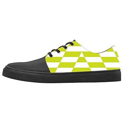 Daniel Turnai Fan Customized Chevron New Sneaker Canvas Shoes for Men