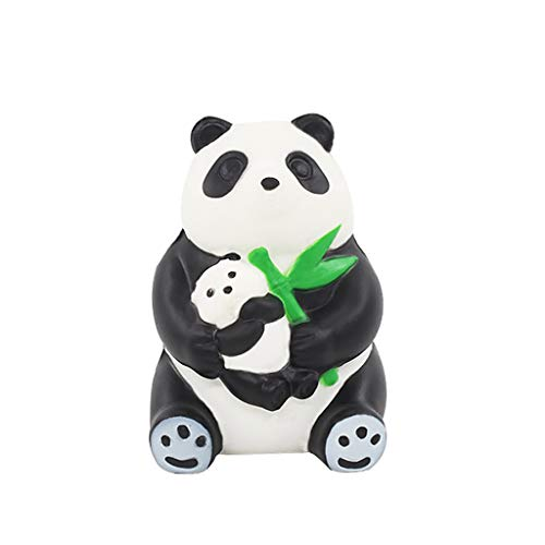 Miklan Jumbo Squishy Kawaii Cute Panda Scented Squishy Soft Kids Toys Doll Stress Relief Toy, Great Gift Decorative Props