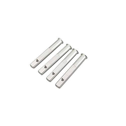 MeterMall 4PCS Spindle for UDIRC U52G D50 Four-axis Aircraft Remote Control Drone Accessories