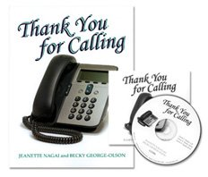 Sammons Preston Thank You for Calling — Revised Edition 12495 by Sammons Preston