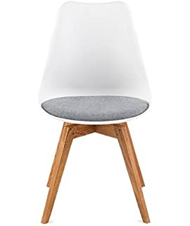 stuhl wei eiche m belideen. Black Bedroom Furniture Sets. Home Design Ideas