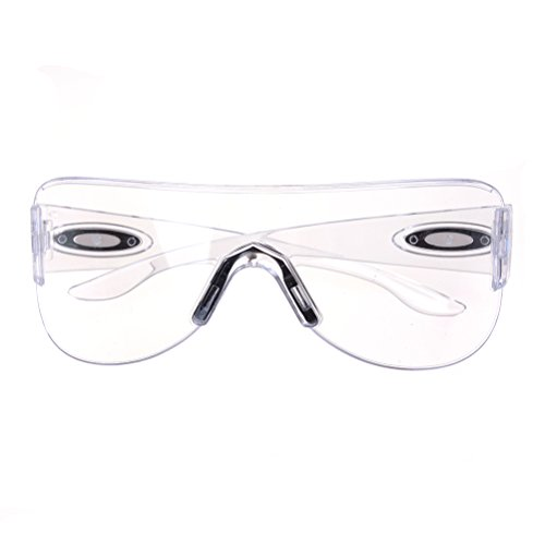 Premium Quality Clear Plastic Kids Children's Safety Eyes Protection Glasses 13cm/5.12'' Width