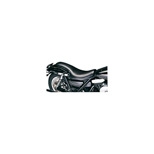 Le Pera King Cobra Full Length Seat Smooth Black for H-D FXR 1982-1983 1986-1994 - Le Pera King Cobra Seat