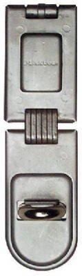 Master Lock 720DPF 6-1/4'' Single Hinge Security Hasps by Master Lock