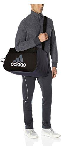 adidas Women's Diablo Duffle Small, One Size, Storm Grey