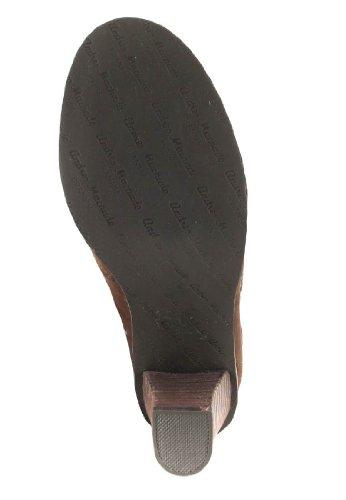 Andres Machado Sale Damen Stiefel - Braun Schuhe in Übergrößen