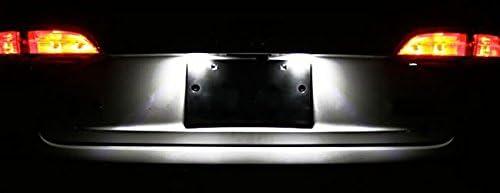 Audi A6 C5//4B Avant Break Feux /Éclairage Plaque Immatriculation LED S-Line 98-05