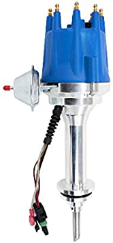 Blue Cap for Chevy Small Billet Distributor and Mopar Distributor
