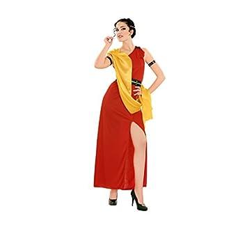 Disfraz de Romana Octavia para mujer talla M-L: Amazon.es ...