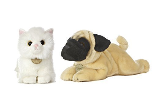 Aurora World Miyoni Pug Dog 11