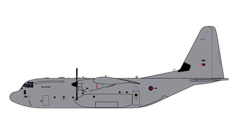 Gemini200 QantasLink Dash 8 Q400 VH-QOA 1:200 Scale Diecast Model Airplane, Gray (Gemini 200 Dash 8)