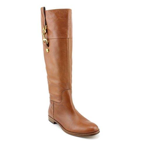Coach Women's Martta Riding Boot (Cinnamon, 11) [Apparel]
