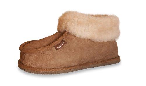 ShepherdLena - pantuflas altas mujer marrón - marrón