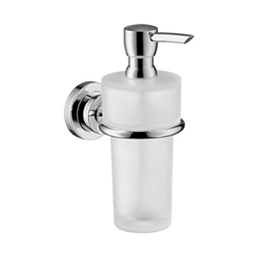 AXOR 41719000 Citterio Soap/Lotion Dispenser, Chrome by AXOR