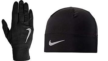 296ec310093 Nike Mens Run Dry Tiene and Glove Unidad Set  Amazon.es ...