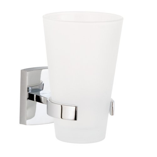 Nie Wieder Bohren KL145 Klaam Chrome-Plated Tumbler Holder I