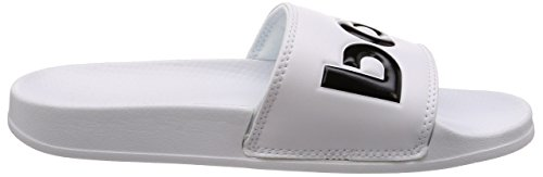 Black 50 Piscina Classic Playa EU Slide Blanco Unisex Zapatos 000 Adulto White y Reebok Splt de RC7wH