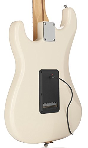 Fishman Fluence Rechargeable Battery Pack for Strat - Black by Fishman (Image #1)