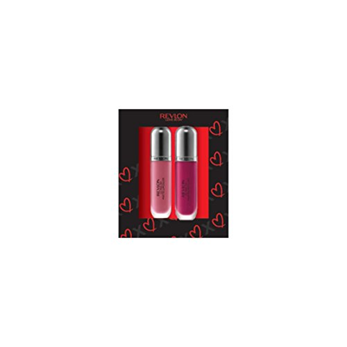 Revlon Limited Edition Ultra HD Matte Lipcolor Duo Pack Gift