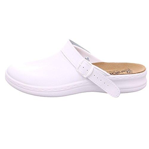 Quick-Schuh BEQ.Clogs-Wörishf Weiß