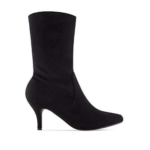 donne 35 am4104 per Boots dimensioni di pelle 32 le nero Machado piccole scamosciata Andres gp0wxRqU
