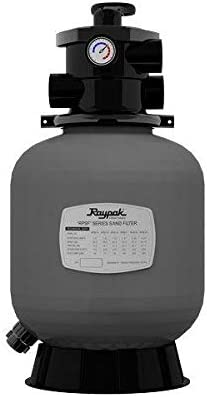 Raypak Protege Above Ground Pool Sand Filter - (Most Durable)
