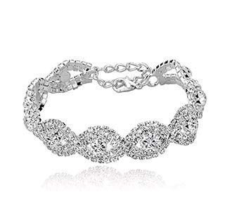 Skyllc/® De moda de plata 925 plate/ó la vendimia de la aleaci/ón del brazalete