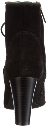 Cold short Diavolezza 9021 lined length Black boots Women classic Hx6wqOT