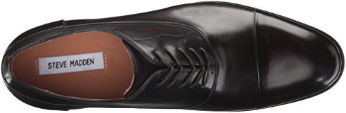 Steve Madden Mens Poter Indossare Scarpe Oxford Marroni
