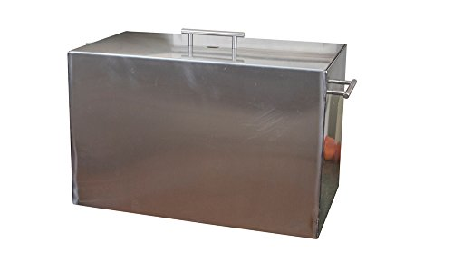 15 quart Stove Top Water Bath Canner, Large Stock Pot/With Drain Valve by Homeplace (Image #7)