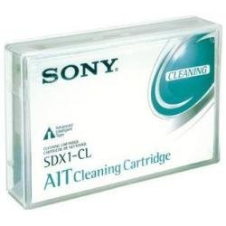 Sony Dry Cleaning Cartridge for AIT 8MM Drives (1-Pack, 36-Cleanings) SDX1CL Blank Media & Cleaning Cartridges