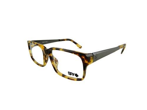 Spy Optic Spy Optic Kellan Eyeglasses - Vintage Tortoise Frame & Clear Lens - Eyeglasses Optics