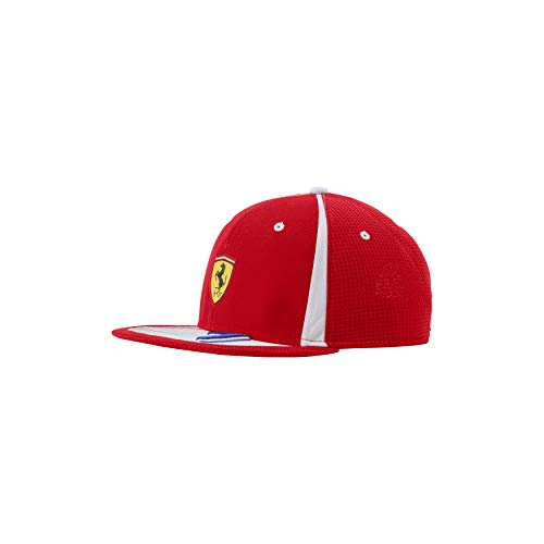 Ferrari Scuderia Kimi Raikkonen Compatible with Puma Flat Brim ()
