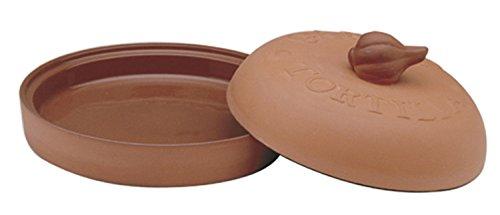 Norpro 1064 Garlic Baker/Tortilla (Clay Garlic Roaster)