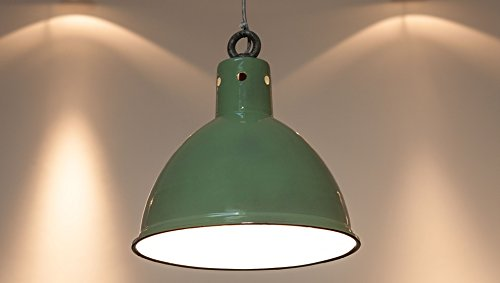 Enamel Factory Pendant Lights