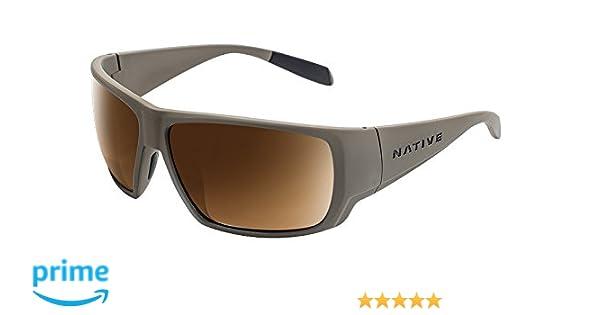 3bb165f841 Amazon.com  Native Eyewear Sightcaster Sunglass