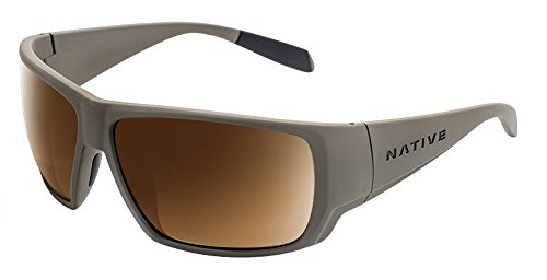 c53eac1bfe Amazon.com  Native Eyewear Sightcaster Sunglass