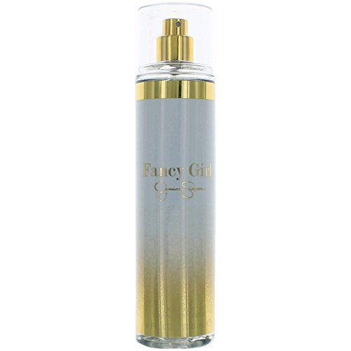Price comparison product image Jessica Simpson Fancy Girl Body Mist for Women, 8 Ounce