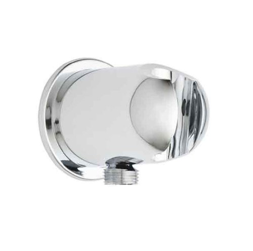 American Standard Wall Supply - American Standard 8888.038.002 Wall Supply Bracket, Polished Chrome