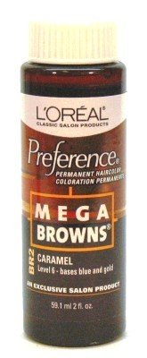 loreal mega browns chocolate - 6
