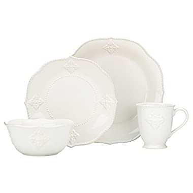 Lenox 4-Piece French Perle Charm Place Setting