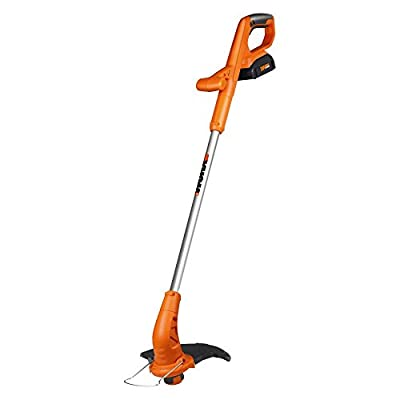 WORX 10-12 in. Cordless 20V Li-Ion Grass Trimmer/Edger